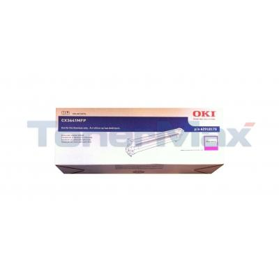 OKIDATA CX3641 MFP DRUM CARTRIDGE MAGENTA